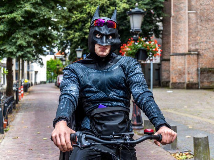 Batman in de Waterstraat, zondag 1 augustus, 14.30 uur