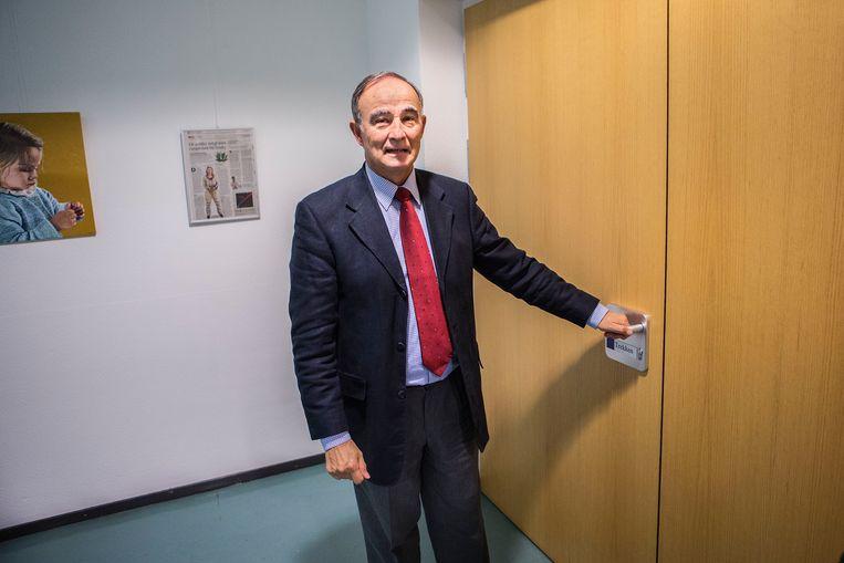Julio Poch in de rechtbank, november 2019. Beeld Arie Kievit