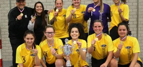 Eventuele promotie is slechts een troostprijs voor de meiden van Bristol Team