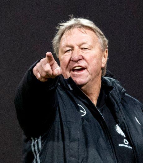 Rick van Drongelen is al toe aan zevende trainer bij HSV