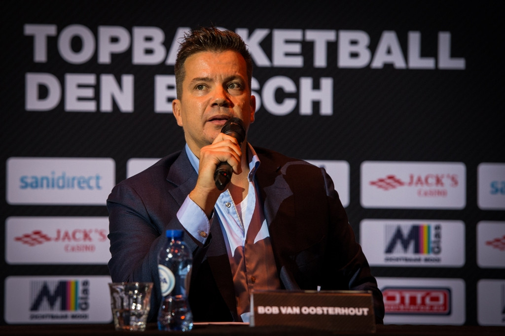 Bob van Oosterhout.