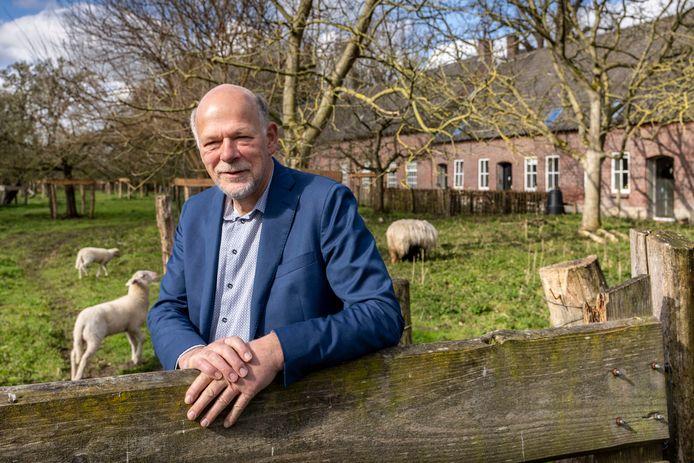 Directeur van Het Brabants Landschap Jan Baan neemt afscheid van de organisatie.