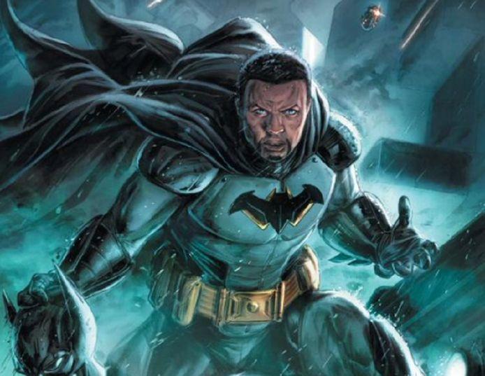 Voici le nouveau Batman.