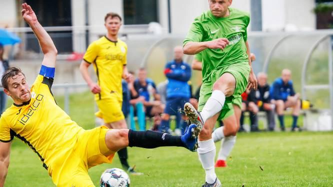 Vierdeprovincialer Jong Zulte bij de penalty's ietsje koeler dan tweedeprovincialer SKV Zwevezele B