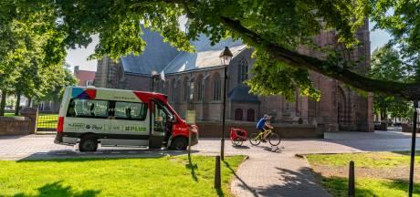 Buurtbus van na corona zit om passagiers verlegen - ook tussen Hilvarenbeek en Oisterwijk