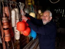 Frans (68) uit Terwolde is de laatste riviervisser in Oost-Nederland: 'Dat gaat mij aan het hart'