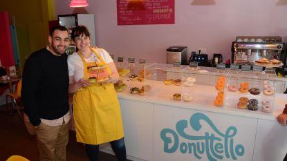 Eerste 'Donuttello XL' opent deuren