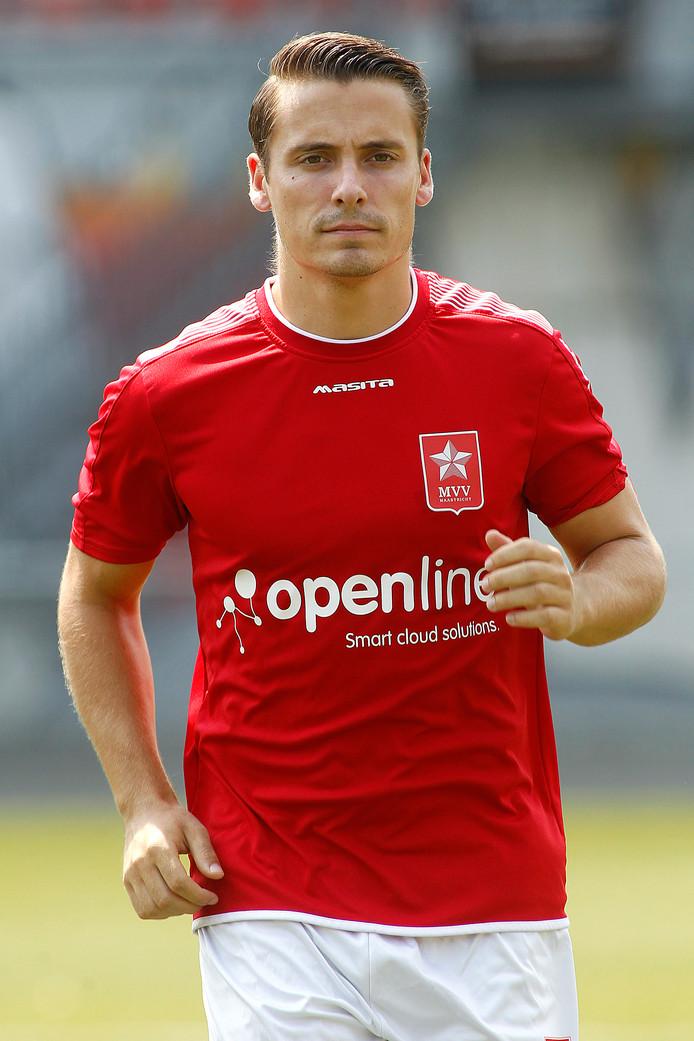 Dean Koolhof is de nieuwste aanwinst van Helmond Sport.