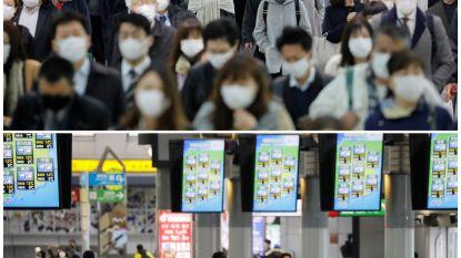 Aantal coronabesmettingen overschrijdt kaap van 10.000 in Japan