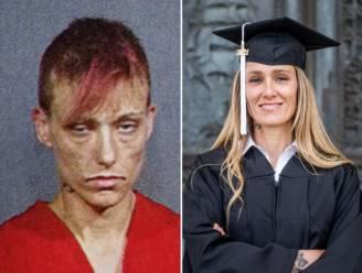 Ginny (48) raakte op haar 12de verslaafd aan harddrugs en studeert nu af aan universiteit
