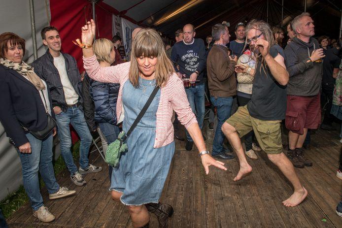 Een dansje doen op Labadoux zal dit jaar terug kunnen.