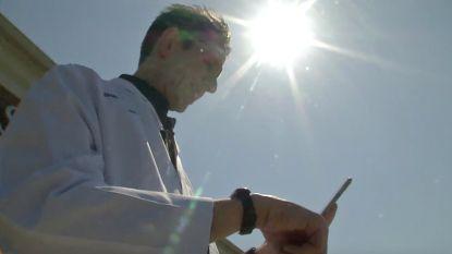 Nieuwe technologie waarschuwt je via je smartphone als je te lang in de zon zit