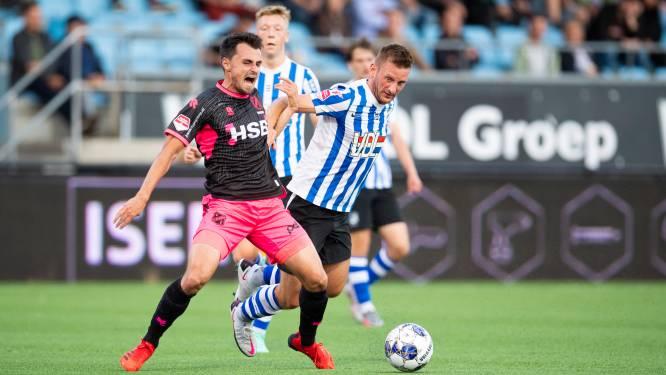 Joey Sleegers zet Jan Louwers Stadion in vuur en vlam met late gelijkmaker tegen FC Volendam