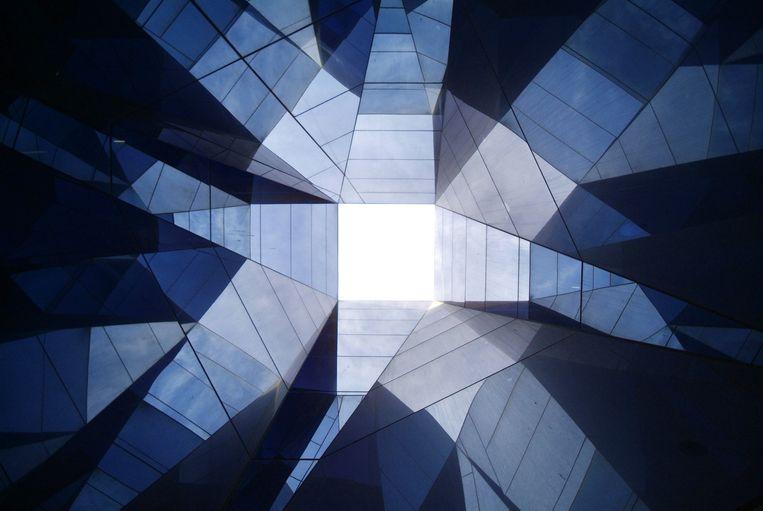Zelfs zonder beelden spreekt architectuur tot de verbeelding in de podcast Platte Grond. Beeld Getty Images
