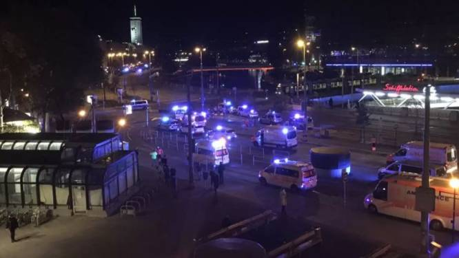 """""""Attaque terroriste"""" à Vienne: six différents lieux visés, au moins deux morts dont un suspect"""