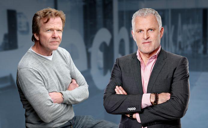 Wim Dankbaar en Peter R. de Vries