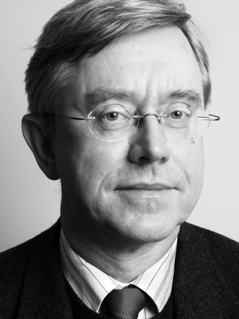 Paul van Tongeren Beeld Jörgen Caris