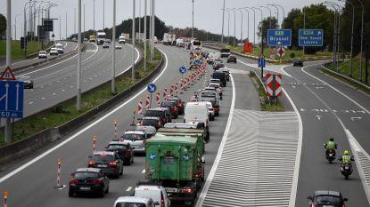 IN KAART. Dit jaar 32 grote werven op snelwegen
