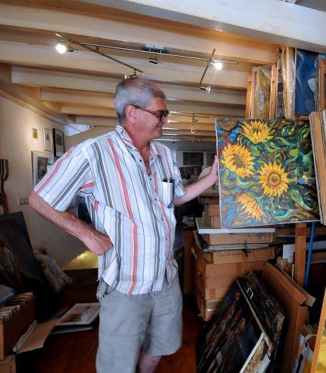 Collectie van schilder Arie Wols ondergebracht bij Door