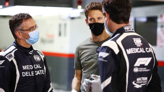 Vaste arts in Formule 1 test positief op corona