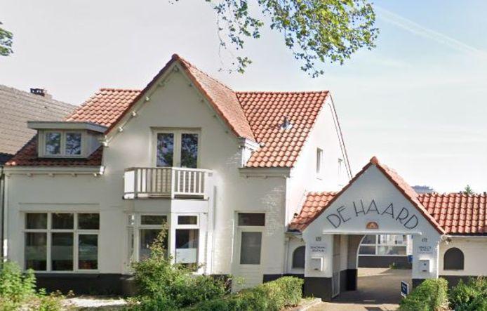 Het Huis van Compassie aan de Groenestraat doet dienst als Vredesambassade.