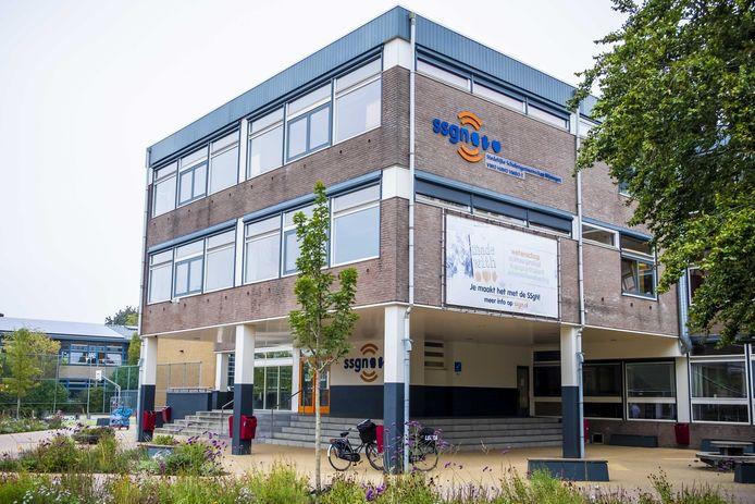 De Stedelijke ScholengemeenschapNijmegen(SSgN) is tijdelijk gesloten vanwege coronabesmettingen.