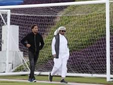Nasser El Khayati: Alles staat stil in Qatar