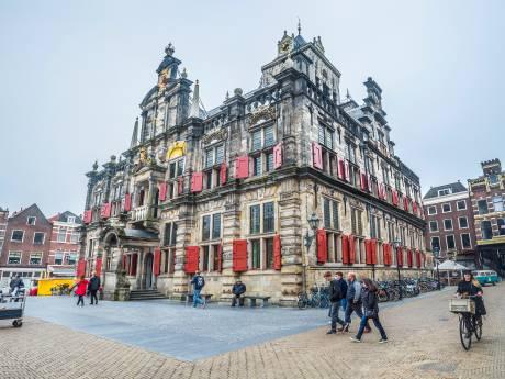 Wat is de invloed van Europa op Delft?