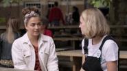 Bijzondere ontmoeting voor Frances in 'Make Belgium Great Again'