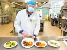Ziekenhuis Gelderse Vallei is de eerste met uitgebreid menu voor patiënten met kauw- en slikklachten: maar hoe smaakt het?