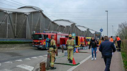 Remmen metro in brand: metrostation Erasmus gesloten
