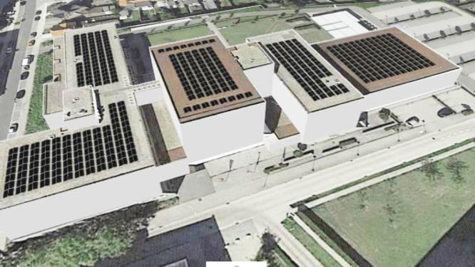 """Thomas More in Turnhout wordt volledig bedekt met zonnepanelen: """"Deel van elektriciteit gaat naar Campus Geel"""""""