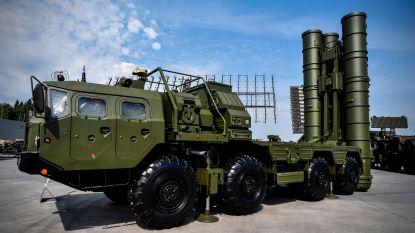 Russische raketafweersysteem wordt ingeladen voor Turkije
