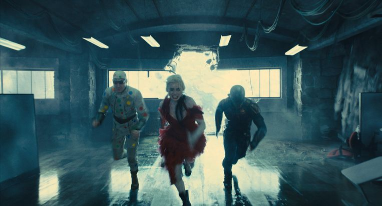The Suicide Squad Beeld