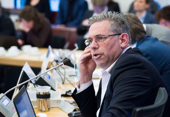 Cees Bos van Stadsbelang Utrecht.