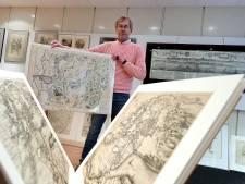 Unieke verzameling Bergse geschiedenis in de verkoop