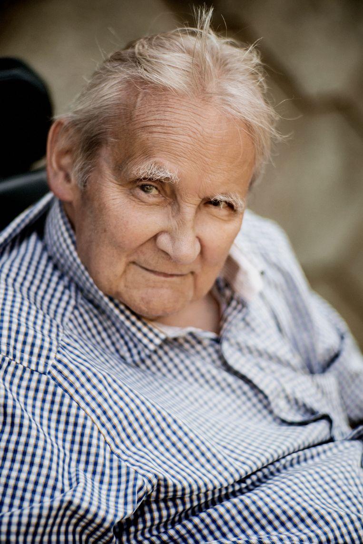 Jacques (82). Beeld Eric de Mildt
