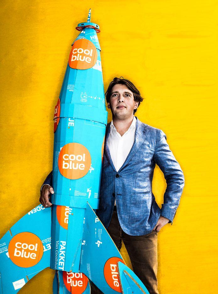 Pieter Zwart, directeur en oprichter Coolblue