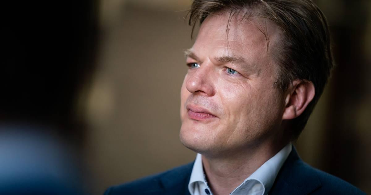 Pieter Omtzigt: man van de inhoud, niet van de oneliners - Tubantia