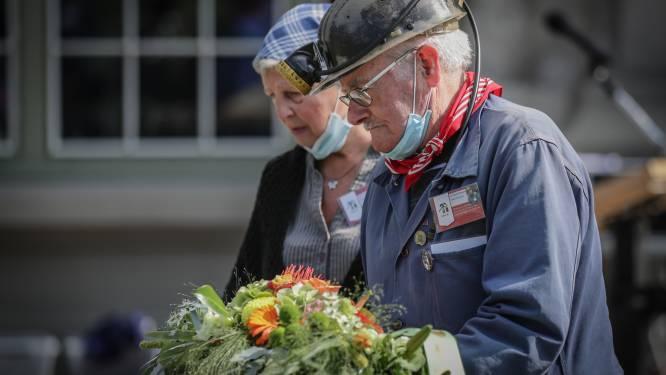 """Prins Laurent biedt excuses aan op herdenking voor mijnwerkers: """"Mijn fout is mijn onwetendheid"""""""