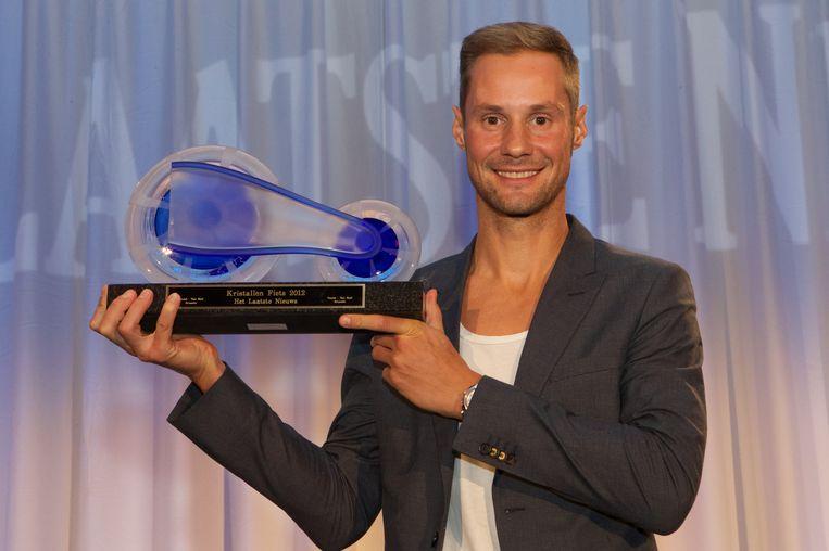 Boonen won de Kristallen Fiets vier keer.