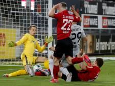 Leverkusen herstelt zich dankzij recordgoal Havertz van echec tegen Wolfsburg