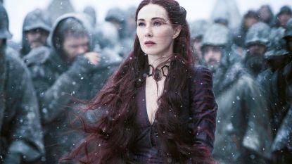 """Carice van Houten noemt fans 'Game of Thrones' """"ondankbaar"""""""