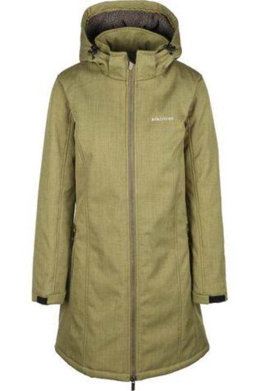 Longue veste softshell Ayacucho via As Adventure - 99,95 euros - Disponible en boutique ou en ligne.