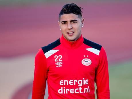 PSV-aanvaller Maxi Romero (19) voor het eerst vader geworden