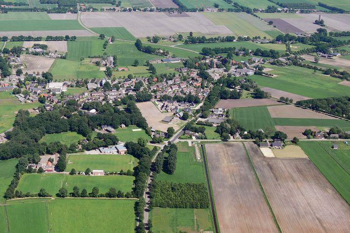 Plaatselijk Belang Daarle maakt zich grote zorgen over het gebrek aan betaalbare woningen voor jongeren in het dorp.