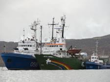 Alle opvarenden Arctic Sunrise aangeklaagd voor piraterij