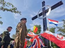 Herdenking bevrijding Axel; het is voor velen haast niet meer voor te stellen hoe zwaar de strijd was