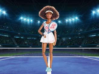 Speelgoedbedrijf Mattel brengt een barbiepop uit geïnspireerd op atleet Naomi Osaka