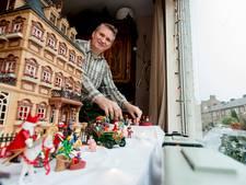 Gerhard (42) uit Apeldoorn viert de feestdagen met Playmobil